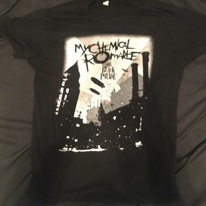 Shirts - My Chemical Romance T-Shirt